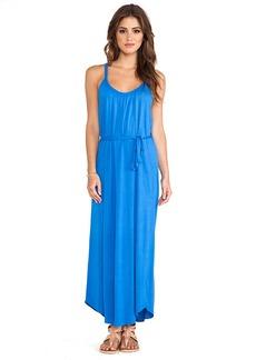 Soft Joie Laguna Maxi Dress in Blue