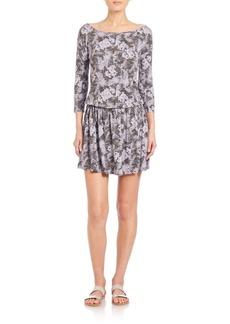 Soft Joie Liat Wildflower-Print Dress