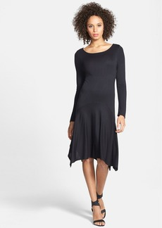 Soft Joie Long Sleeve Luxe Jersey Dress