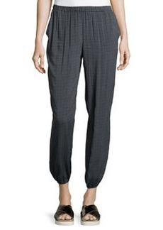 Soft Joie Morley Printed Pants, Caviar