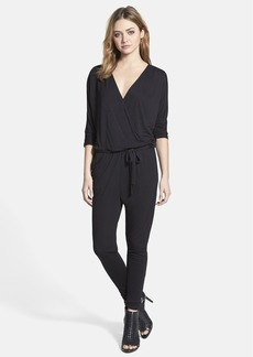 Soft Joie 'Paltrow' Surplice Jumpsuit
