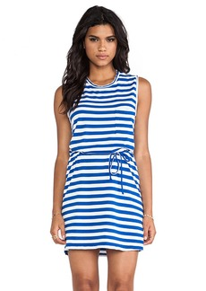 Soft Joie Paseo Mini Dress in Blue
