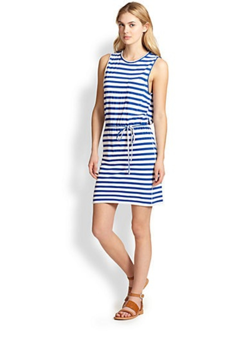 Soft Joie Paseo Stripe Tank Dress