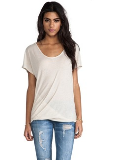 Soft Joie Rozo Tee in Beige