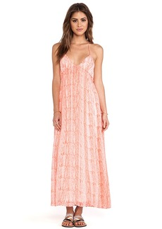 Soft Joie Siya Maxi Dress in Orange