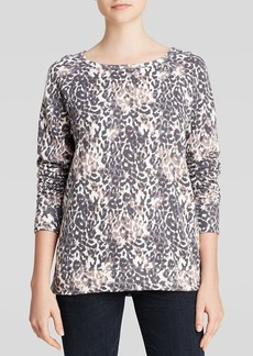 Soft Joie Sweater - Annora Animal Print