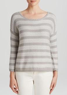 Soft Joie Sweater - Cairo Reverse Chevron