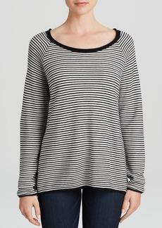 Soft Joie Sweater - Hidalgo Mini Stripe