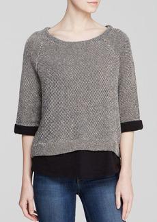 Soft Joie Sweatshirt - Gregorie French Terry