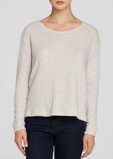 Soft Joie Sweatshirt - Navani Heathered French Terry