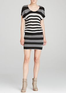 Soft Joie T-Shirt Dress - Brix Stripe