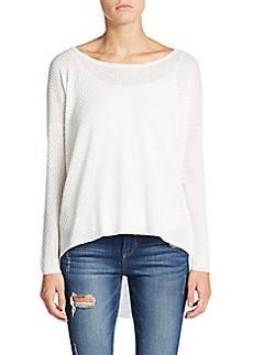Soft Joie Talaith Diamond-Textured Sweater