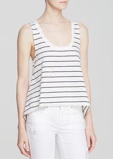 Soft Joie Tank - Macaire Stripe