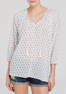 Soft Joie Top - Lianna Printed