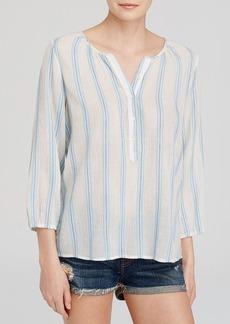 Soft Joie Tunic - Lorean Striped