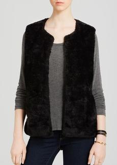 Soft Joie Vest - Casia Faux Fur