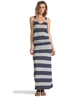 Soft Joie Wilcox Stripe Dress in Navy