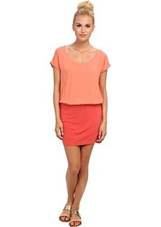 Soft Joie Women's Brix Dress, Sandy Coral, Large
