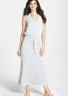 Soft Joie 'Yanna' Stripe Knit Halter Maxi Dress