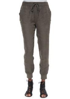 Stuva Drawstring Linen Pants   Stuva Drawstring Linen Pants