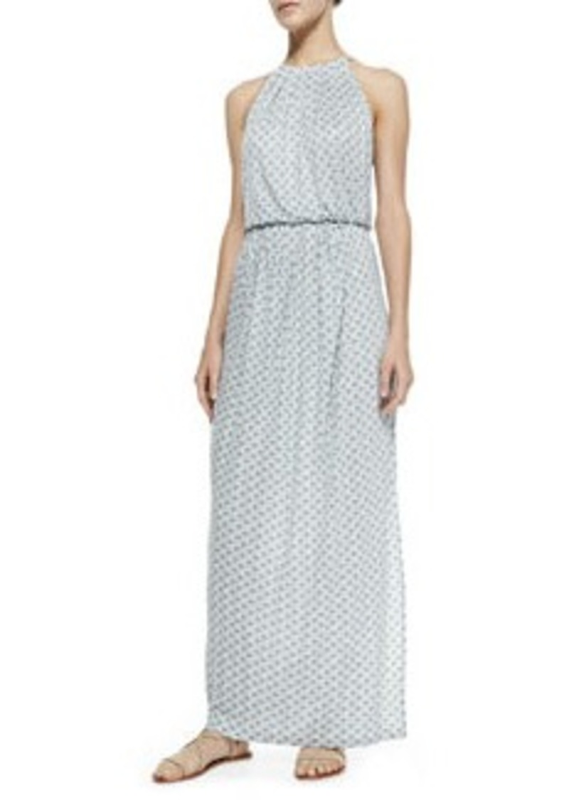 Sumey Halter-Neck Maxi Dress   Sumey Halter-Neck Maxi Dress