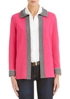 3/4 Sleeve Cardigan Sweater