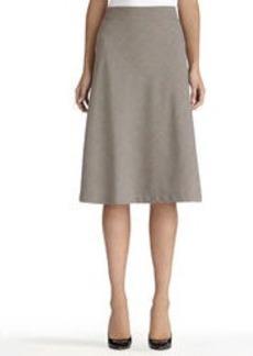 A-Line Boot Skirt