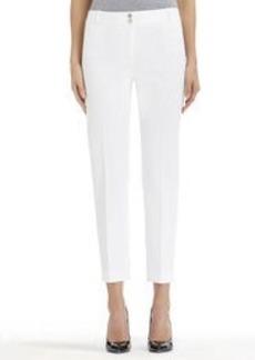 Ankle Length Slim Pants