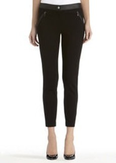Ankle Pants with Zip Pockets