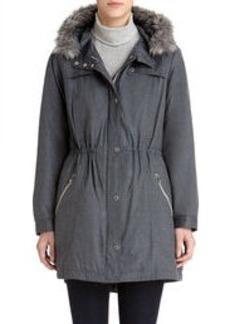Anorak Jacket with Hood (Plus)