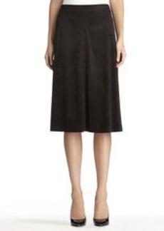 Black Boot Skirt (Petite)