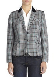 Blazer with Epaulets