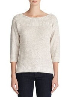 Boat Neck Sweater