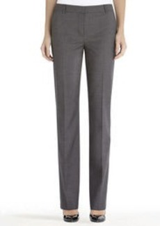 Claire Stovepipe Pants with Logo