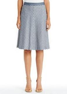 Cotton and Linen Sailor Skirt