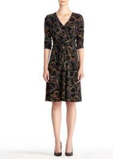 Dress with Tie Waist (Plus)