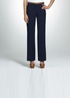 Flat Front Pant