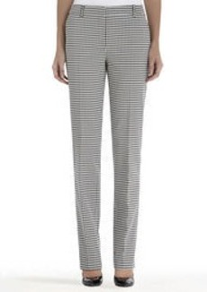 Jacquard Stovepipe Pants (Petite)