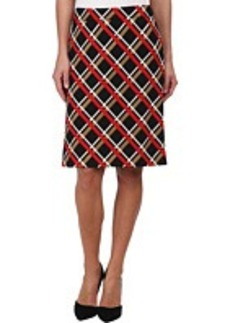 Jones New York A-Line Ponte Skirt