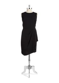 JONES NEW YORK Banded Sheath Dress