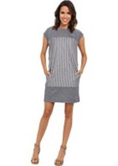 Jones New York Cap Sleeve Shift Dress