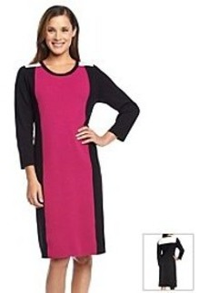 Jones New York Collection® Colorblock Dress