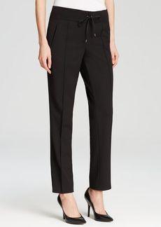 Jones New York Collection Drawstring Dress Pants