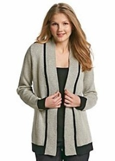 Jones New York Collection® Long Sleeve Cardigan