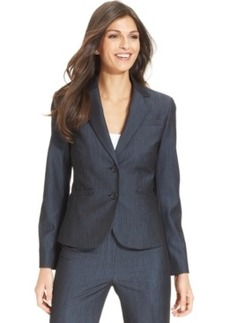 Jones New York Double-Button Blazer