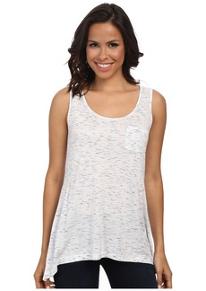 Jones New York Drape Hem Tank Top