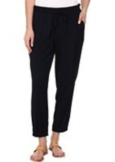 Jones New York Drawstring Waist Capri Pants