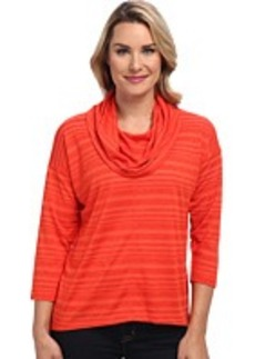 Jones New York Easy Cowl Neck Pullover