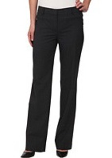Jones New York Flat Front Pants w/ Belt Loops