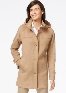 Jones New York Hooded Coat